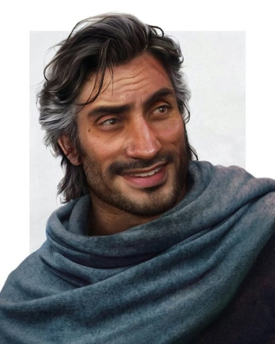 Cassim, padre de Aladín