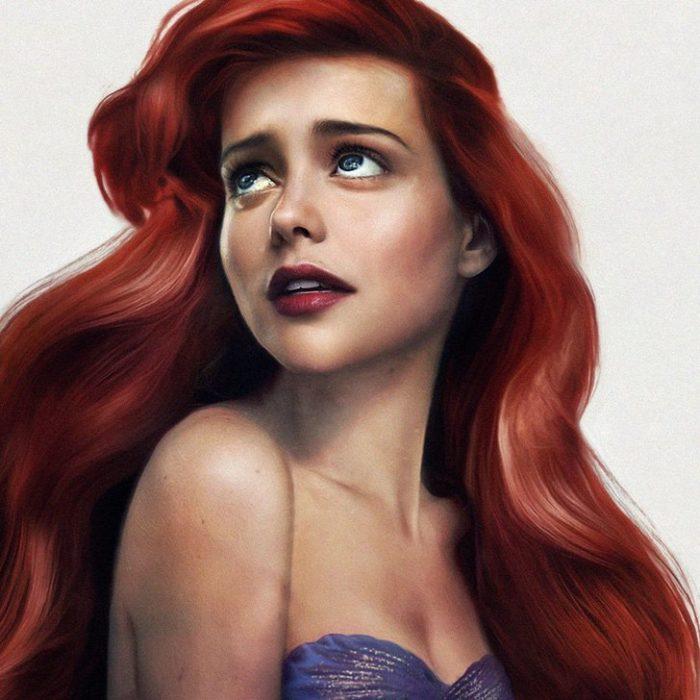 Ariel de La Sirenita