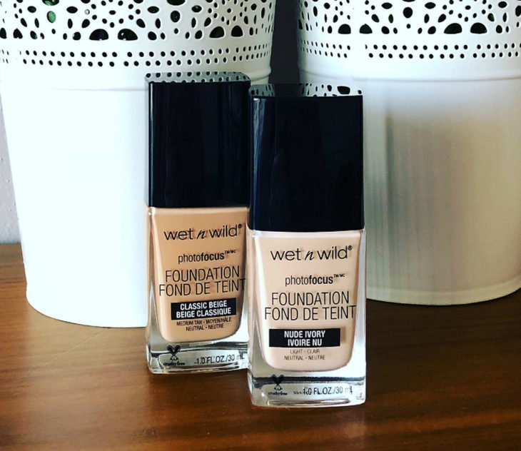 Photo Focus Foundation de Wet N Wild