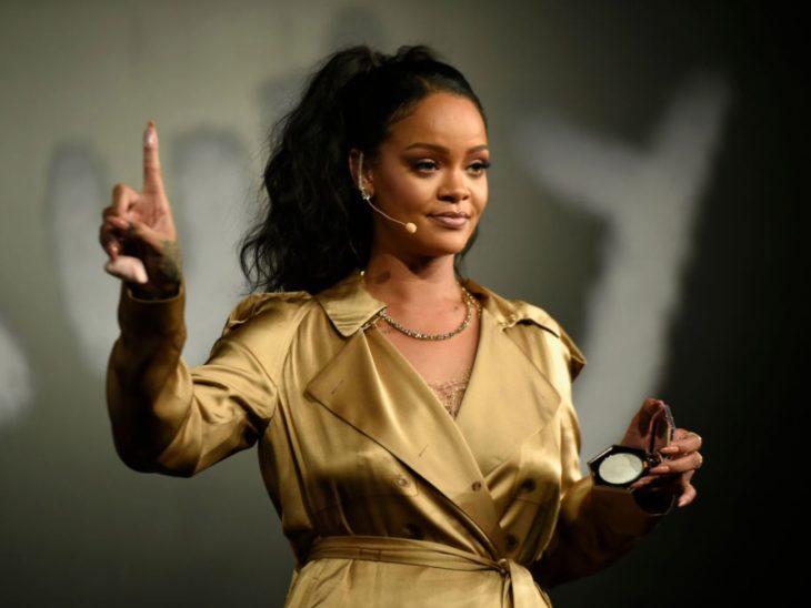 Rihanna en Fenty beuty