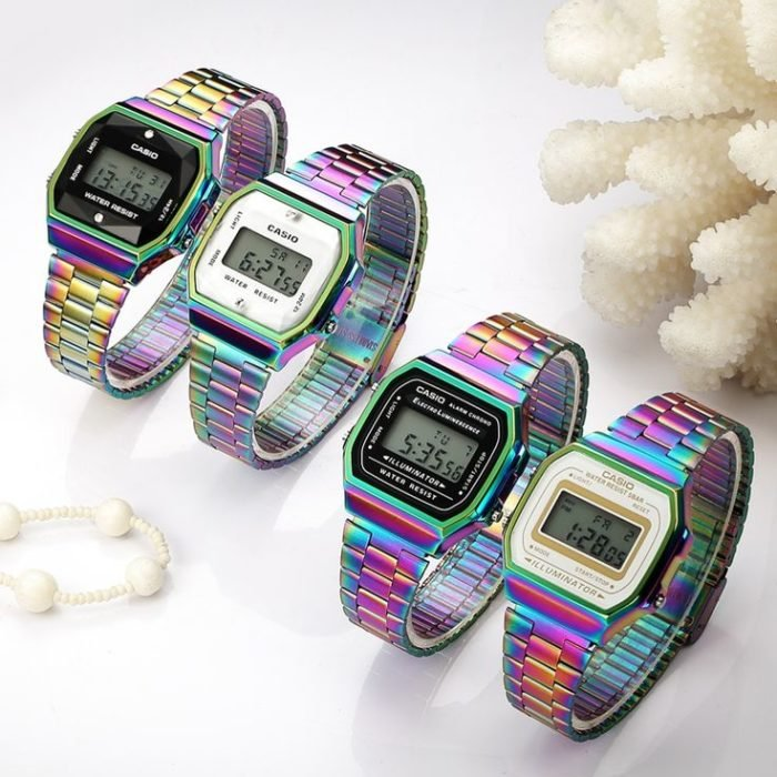Litmus Casio Watches