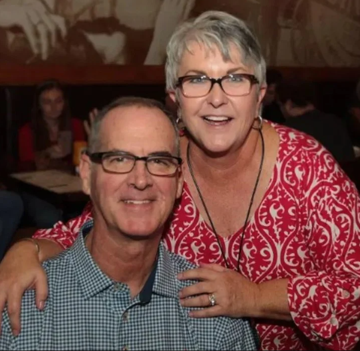 Mary y Steve Daniel
