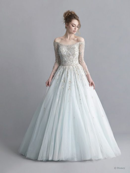 Cinderella wedding dress