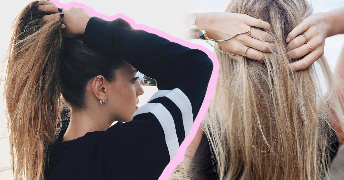 10 Aceites naturales para reparar el cabello