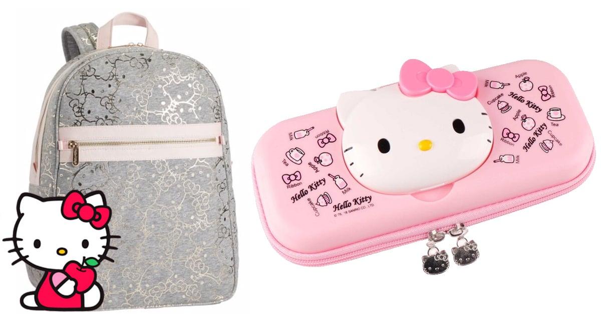 15 Artículos escolares de Hello Kitty que te fascinará