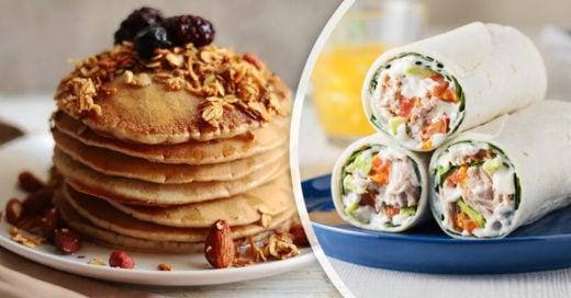 7 Desayunos sencillos y ricos por si no te gusta cocinar