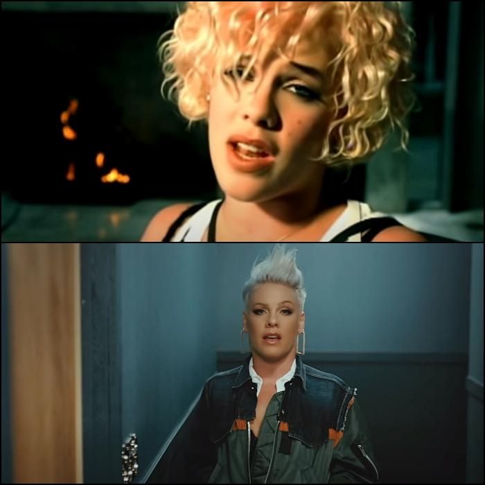 pink video musical khalid hurts 2b human
