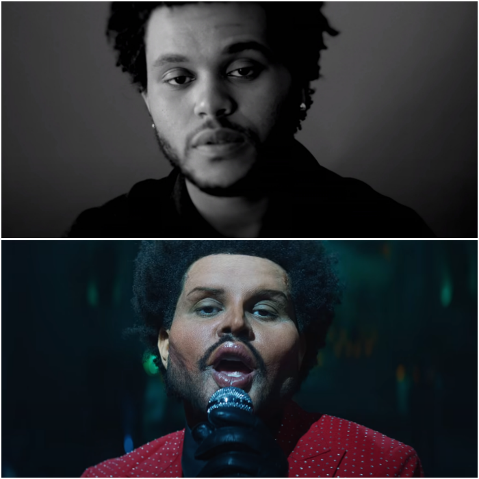 the weeknd video musical save your tears