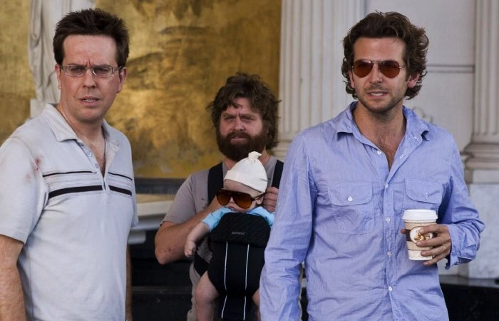 escena de the hangover