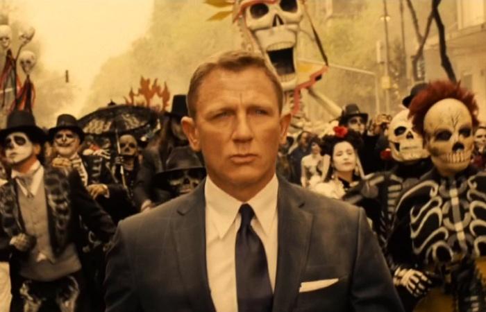 escena de james bond 007