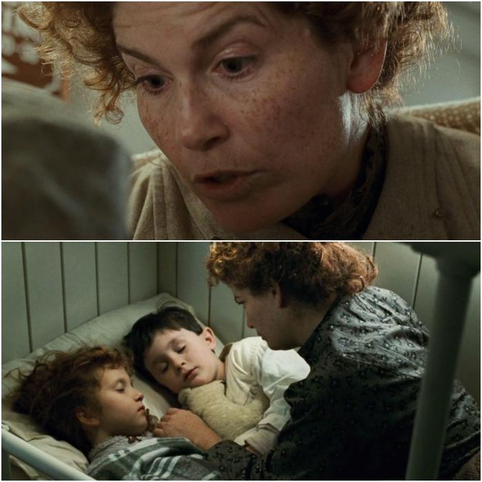 escena del titanic