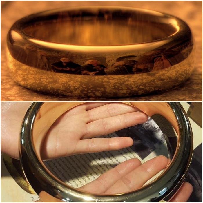 escena de la pelicula el señor de los anillos