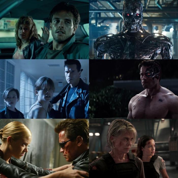 escenas de terminator