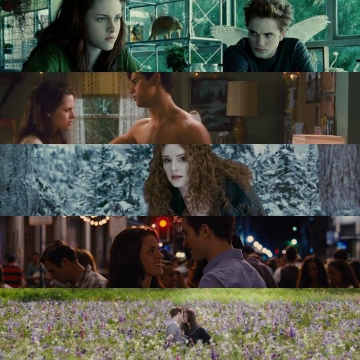 escenas de twilight