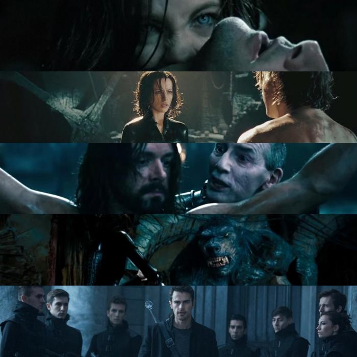 escenas de underworld
