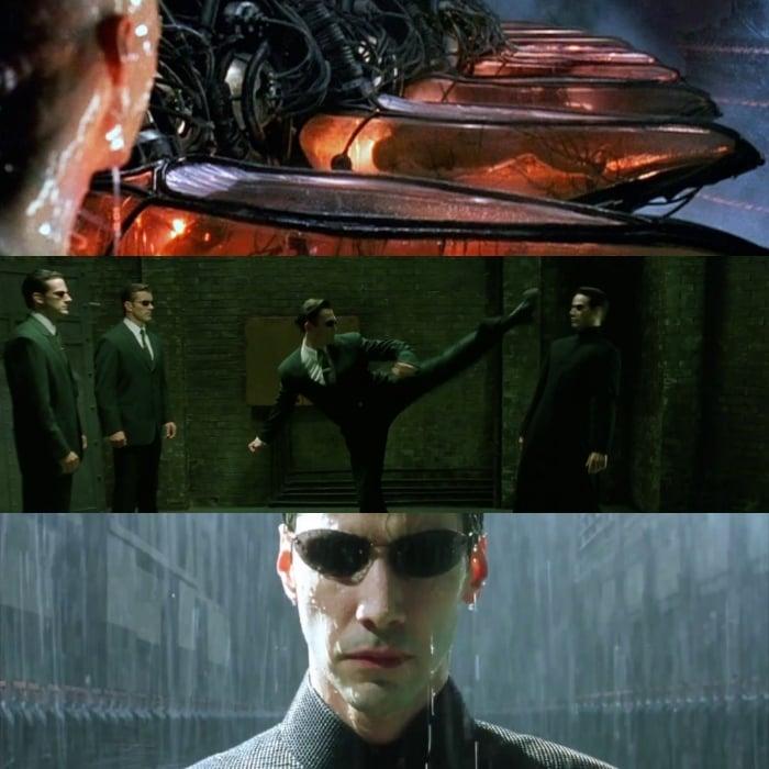 escenas de matrix