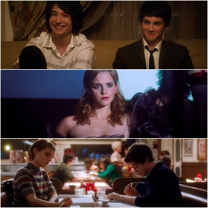 the perks of being a wallflower las ventajas de ser invisible