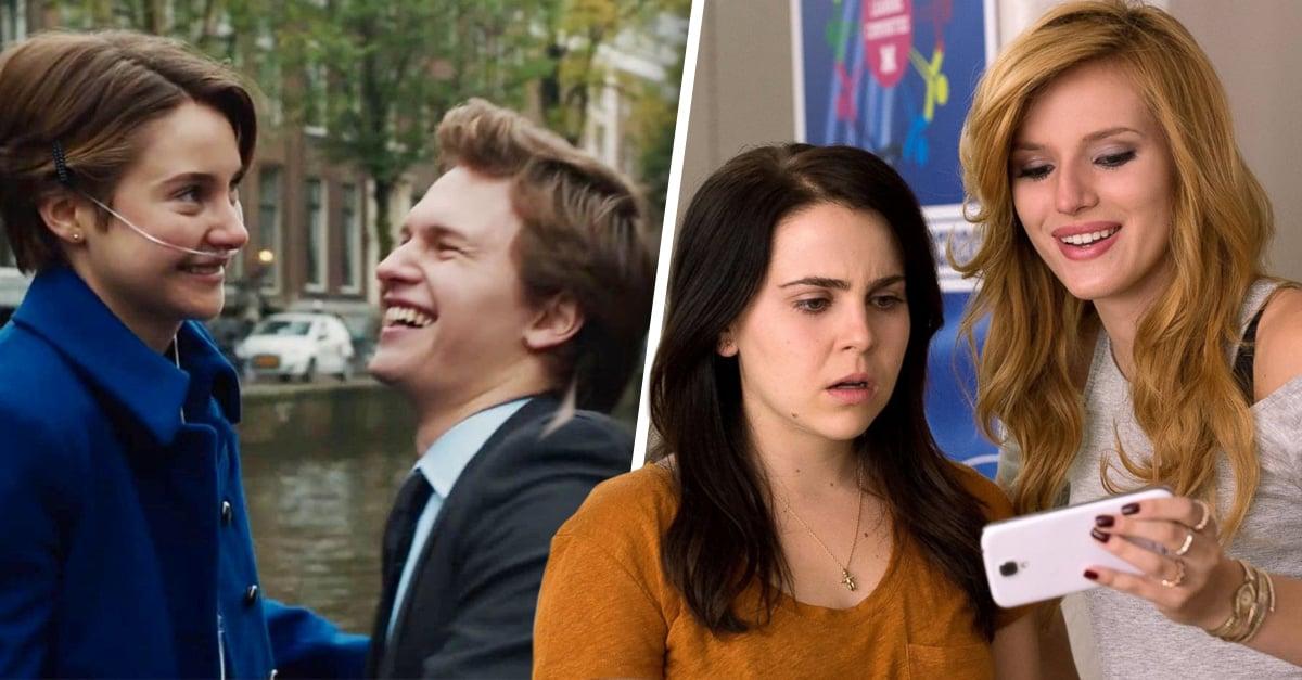 Las 25 mejores películas para adolescentes para llorar, reír y enamorarte