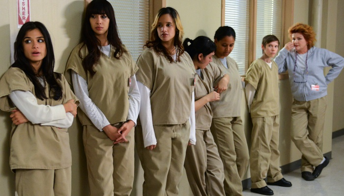 escena de orange is the new black