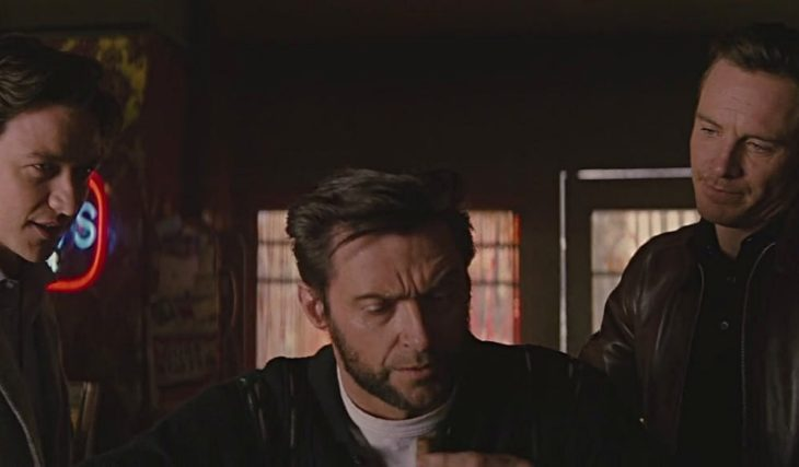 Hugh Jackman en X-Men: Primera Generación