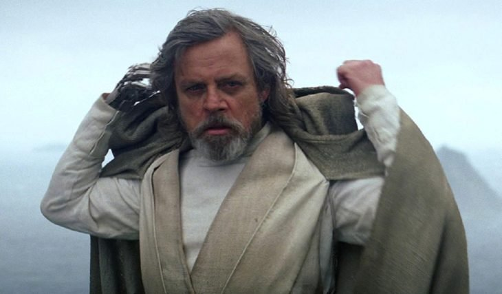 Mark Hamill en Star Wars VII