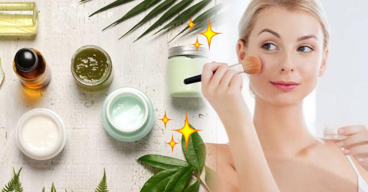 Crea tus propios cosméticos de forma natural y sencilla