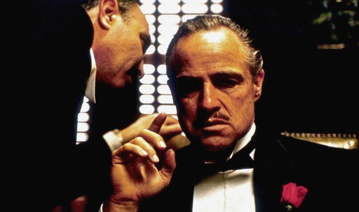 escena de el padrino the godfather