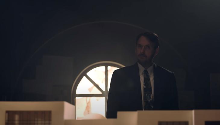 escena de la serie el robo del siglo