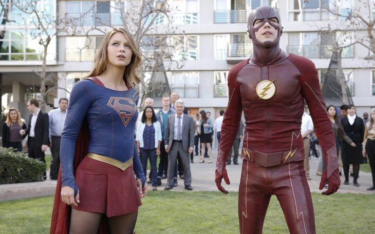 Crossover de las series Supergirl y Flash