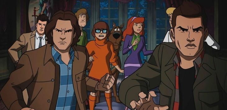 Crossover de Supernatural y Scooby-Doo