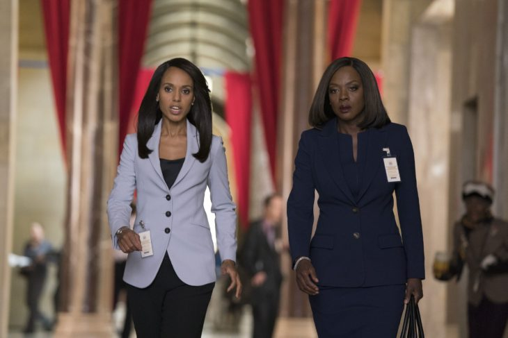 Crossover de las series Scandal y How To Get Away With Murder