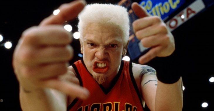 Escena de la película Al diablo con el diablo protagonizada por Brendan Fraser en el 2000