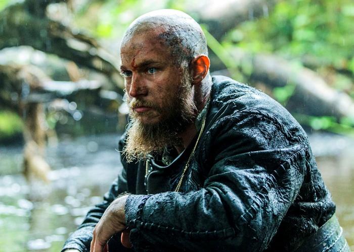 escena de vikings