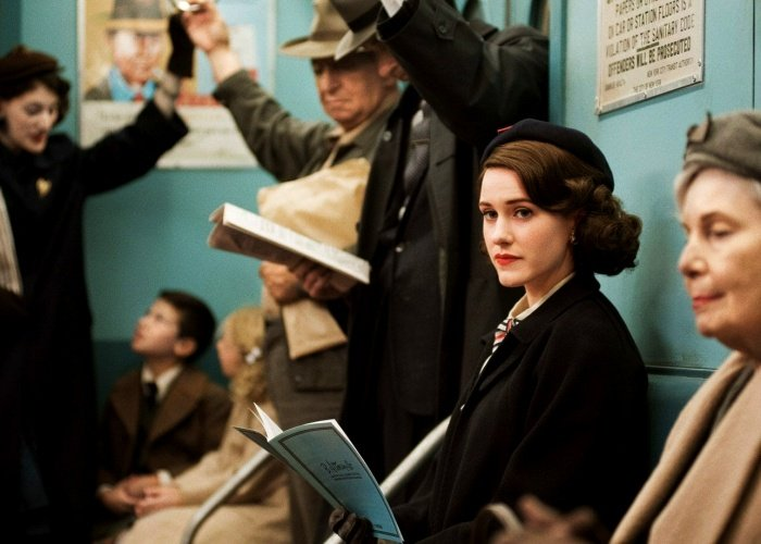 escena de the marvelous mrs maisel