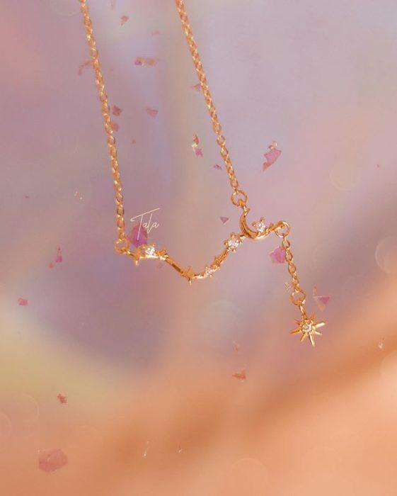 TALA by Kyla Necklace from Celestial Moonstar