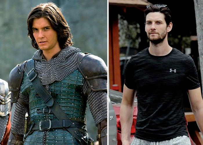 Ben Barnes – Príncipe Caspian antes y después