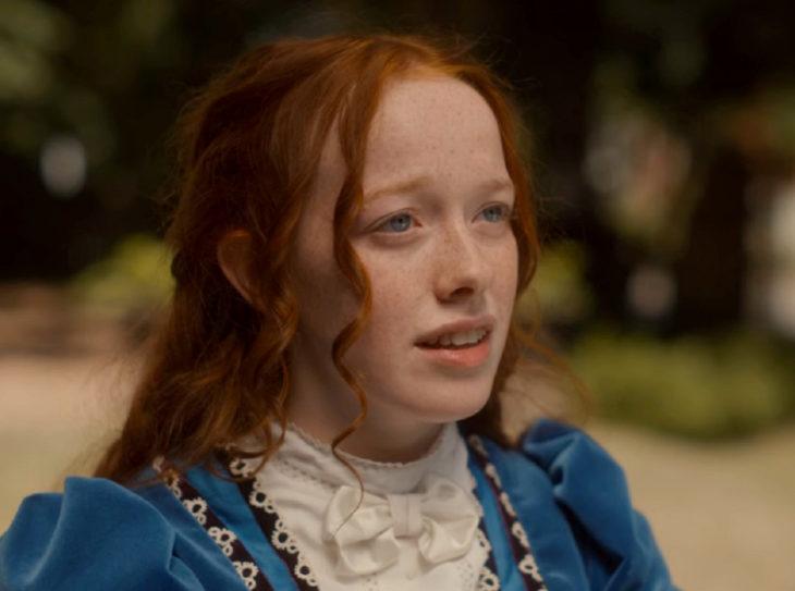Personajes de serie de Netflix Anne With an E; Anne Shirley Cuthbert