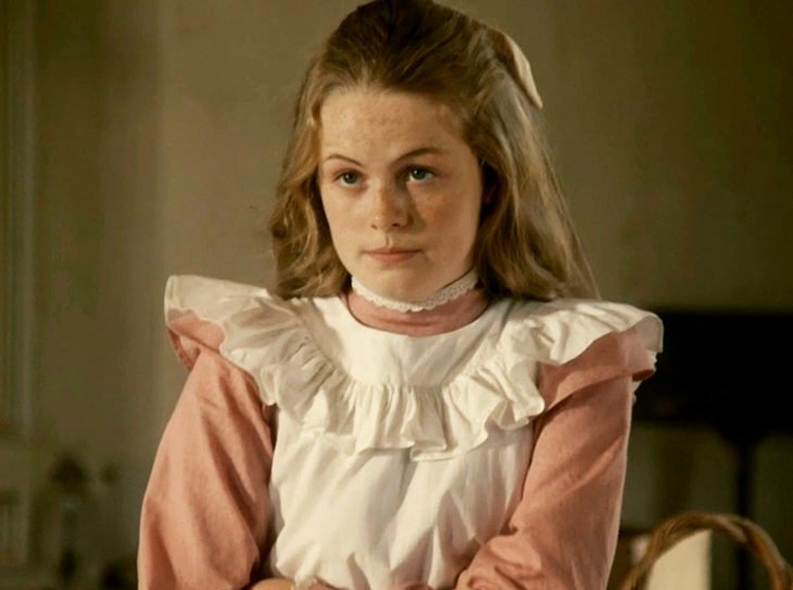 Personajes de serie de Netflix Anne With an E; Ruby Gillis