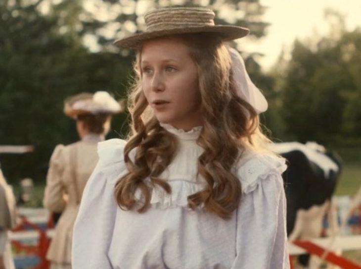 Personajes de serie de Netflix Anne With an E; Josie Pye