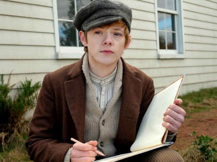 Personajes de serie de Netflix Anne With an E; Cole Mackenzzie