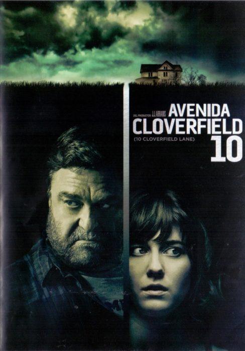 """Póster de la película de misterio """"Avenida Cloverfield 10"""""""