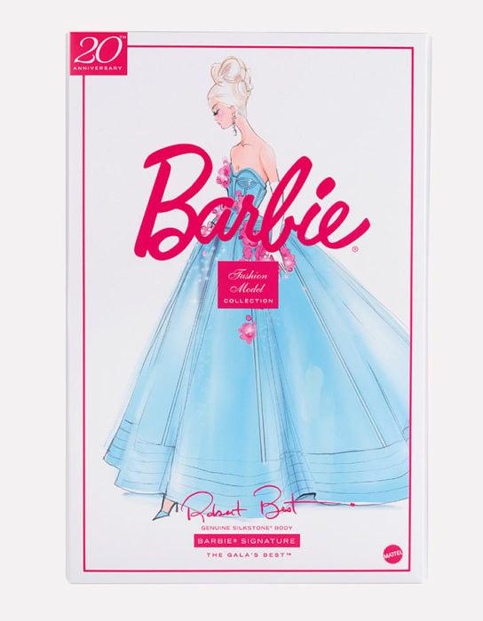 Barbie The Gala´s Best caja