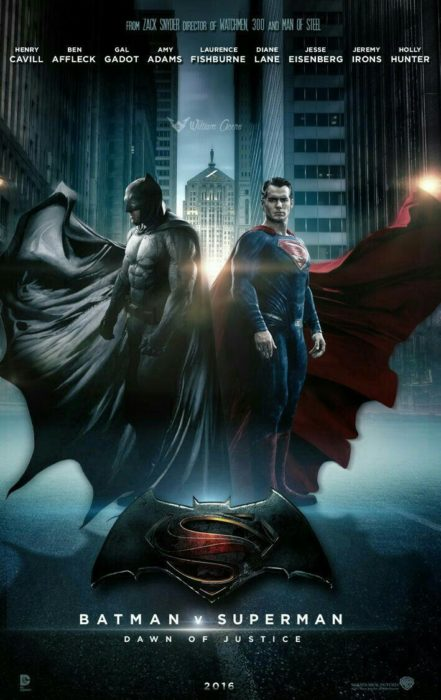 Poster de la película Batman VS Superman