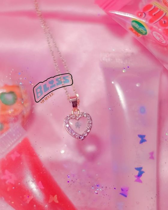 Kyel Necklace Inspired by Bliss from the Powerpuff Girls