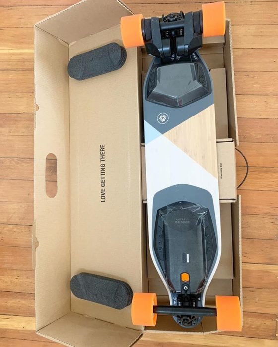 Boosted Board V3 Plus