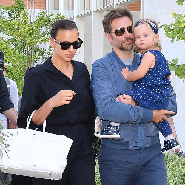Bradley Cooper e Irina irina shayk