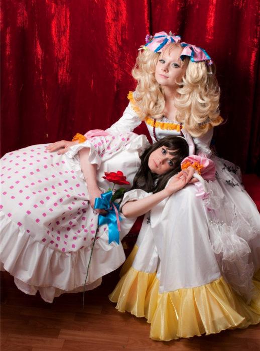 Cosplay, disfraz de Candy White Andrew y Annie