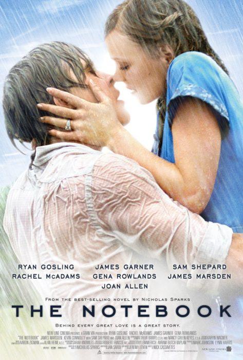 Poster de la película Diario de una pasión