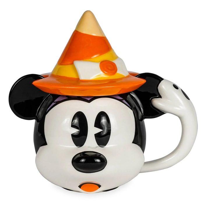 Taza de cerámica con diseño inspirada en Mickey Mouse de Disney
