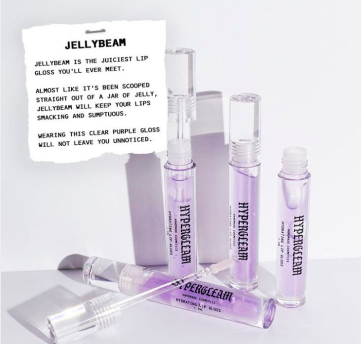 Lip gloss Jellybeam de Hypergleam
